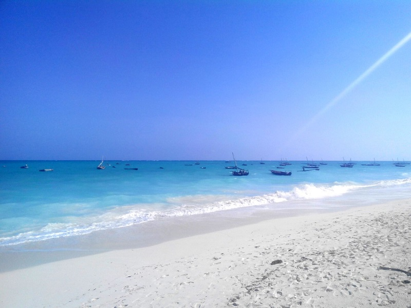 Фото пляжа Нунгви рыбацкая деревня