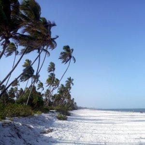 пляжи Унгунджу