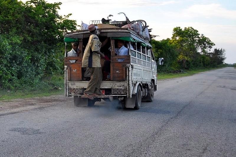 Транспорт Занзибара