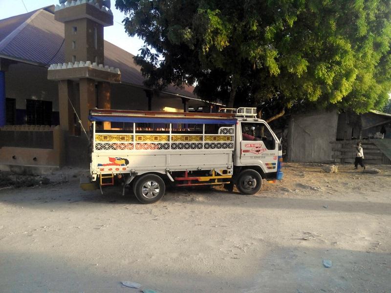 Занзибар транспорт