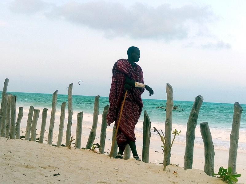 Фото Занзибар масай