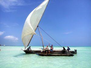 лодка танзания