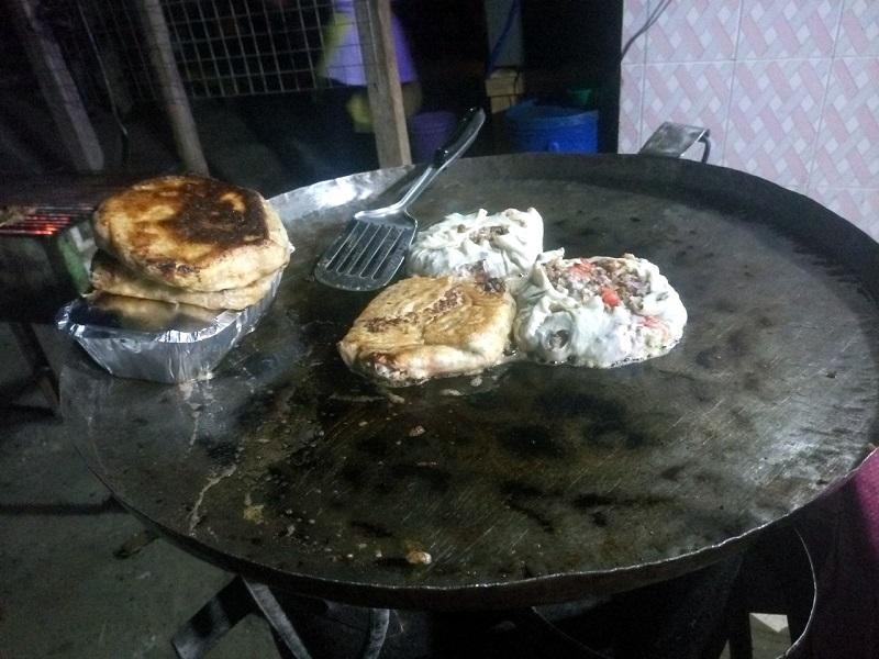 фастфуд в Нунгви готовят на надже