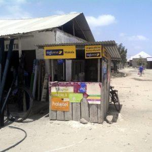 мобильный интернет на Занзибаре