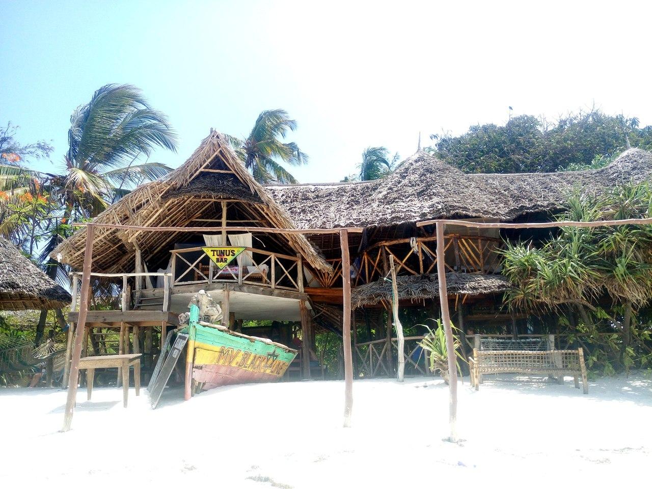 лучший отель на Занзибаре