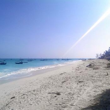 Пляж Кизимкази