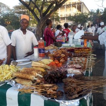 Кухня Занзибара