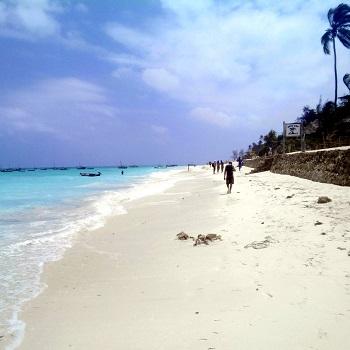Пляж Нунгви (Nungwi)