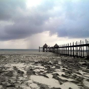 Отливы и приливы на Занзибаре