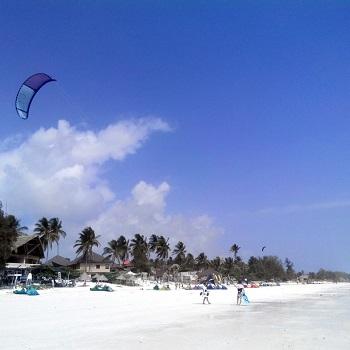 Паже (Paje) пляж