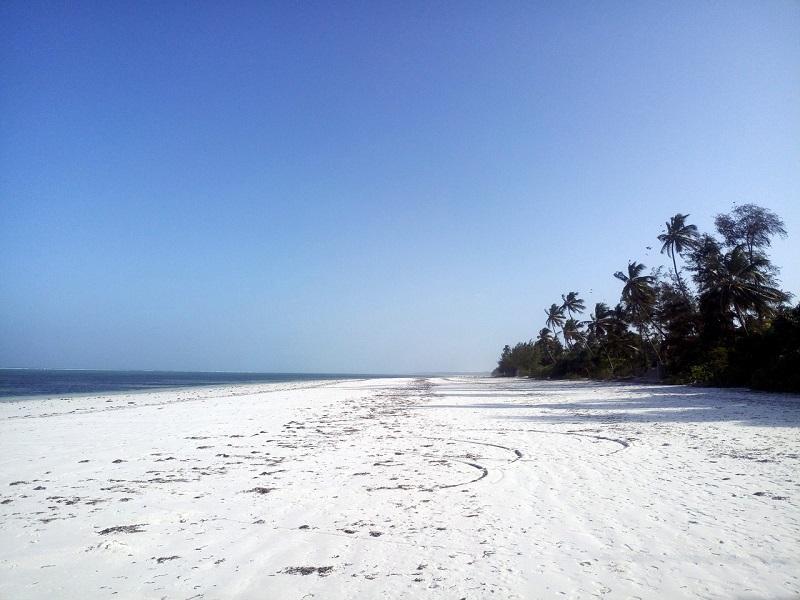 Пляж Матемве