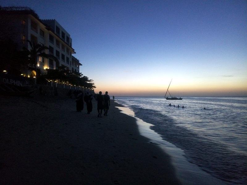 пляж стоун тауна