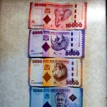 Валюта Занзибара