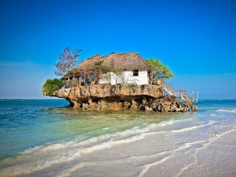 Посетить самый экзотический ресторан мира!