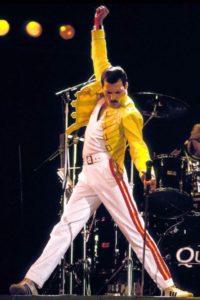 Freddie Mercury Занзибар