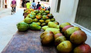фрукты на занзибаре по месяцам