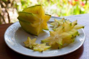 Карамбола фрукт занзибара