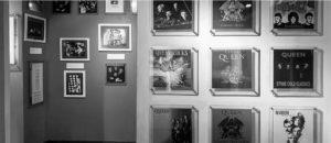 экспозиция музея Меркьюри Queen