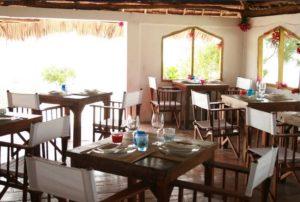 Ресторан Рок внутри Занзибар
