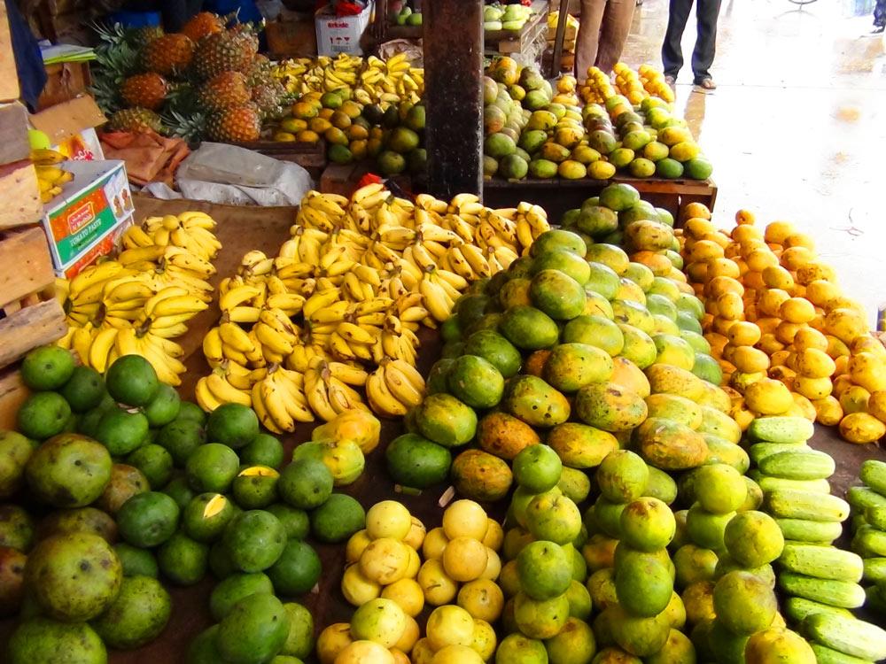 фрукты занзибара