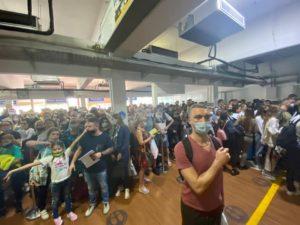 очереди в аэропорту занзибара