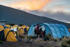 Восхождение на Килиманджаро лагерь