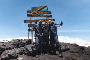 Пик Ухуру высочайшая вершина Африки